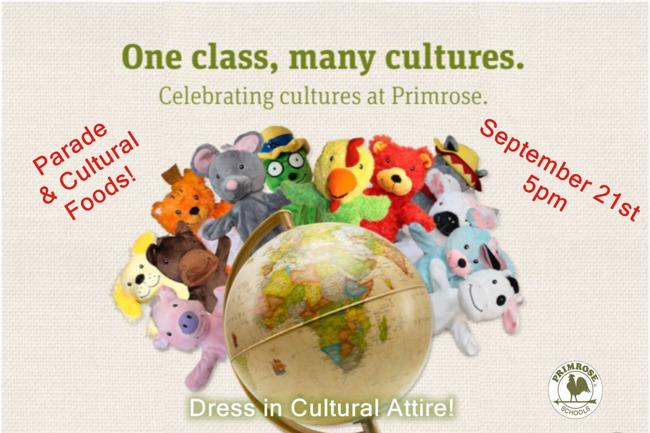 Celebrating Cultures!
