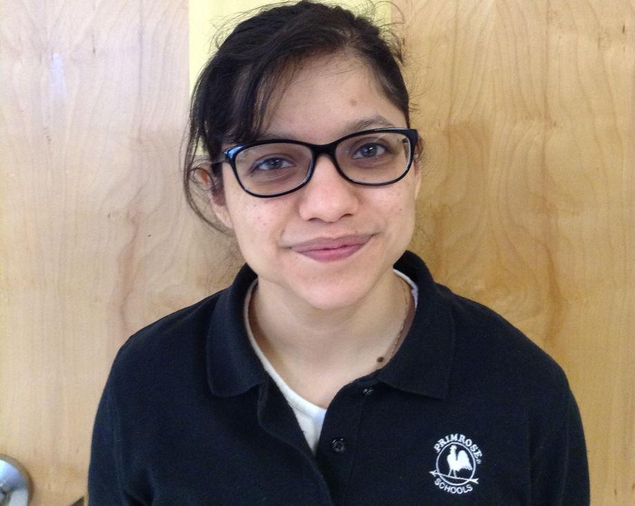 Ms. Martinez , Support Staff