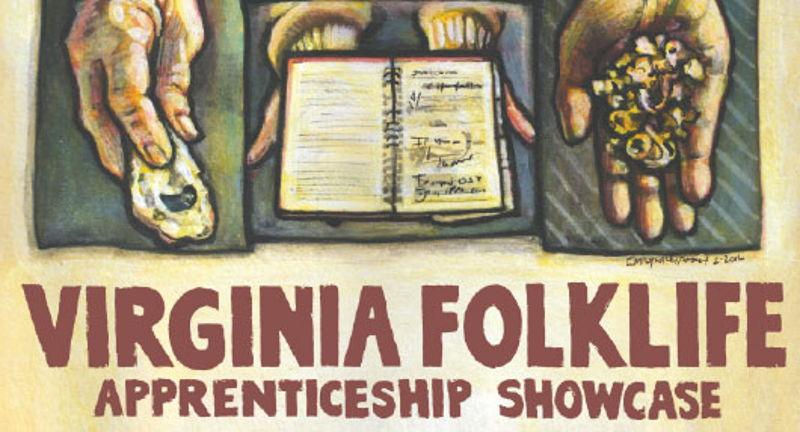 Virginia Folklife Apprenticeship Showcase