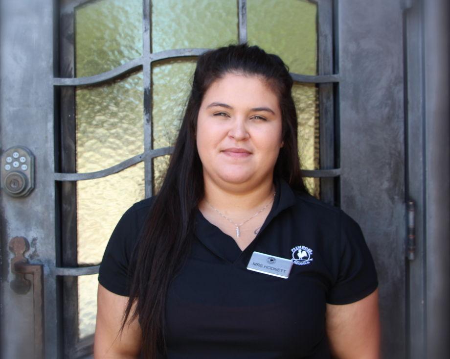 Alexandra Hodnett , Lead Teacher, Preschool Two