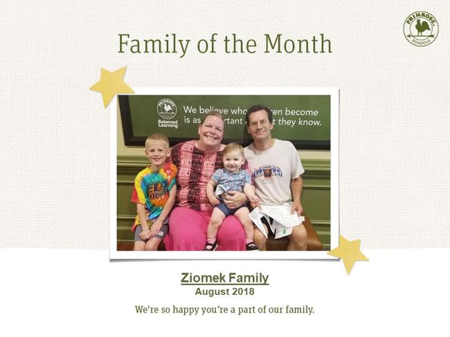 Ziomek Family
