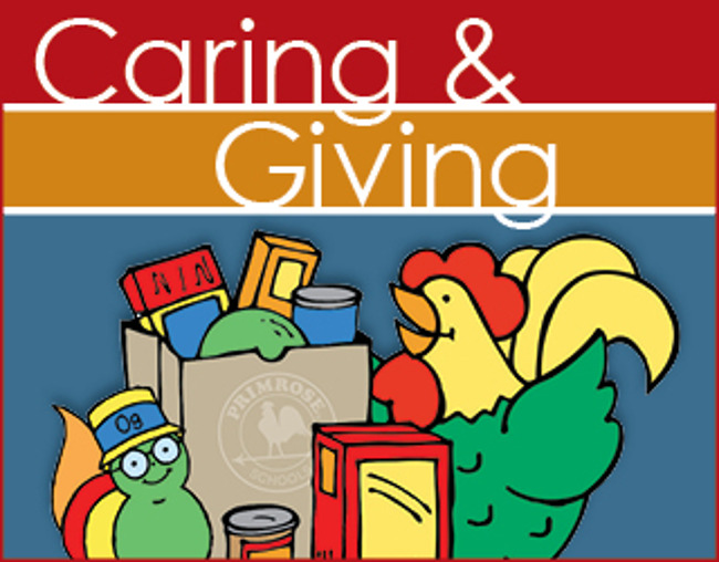 Caring and Giving-Chores for a Great Cause Spirit Week!