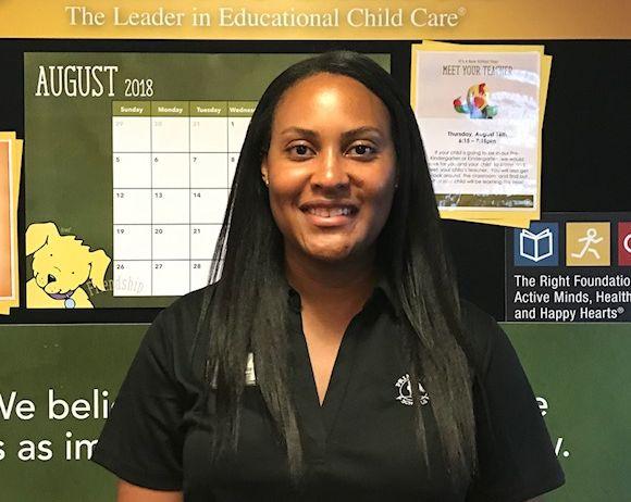 Ms. Zakiya Brown , Early Preschool Teacher