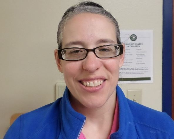 Ms. Joan Vela , Infant I Assistant Teacher