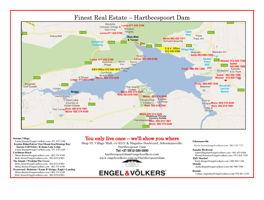 Area Sales Map