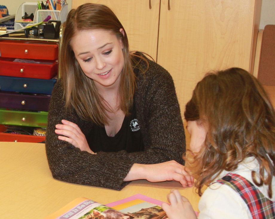 Alyssa Westlake, Kindergarten Teacher