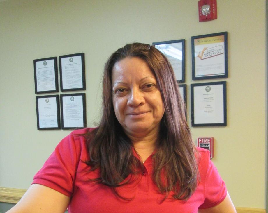 Francelin Vela'zquez , Infant Lead Teacher