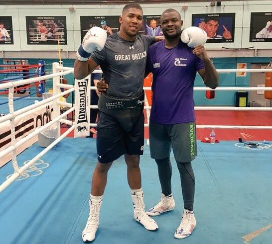 Inside Anthony Joshua training camp for Alexander Povetkin | British