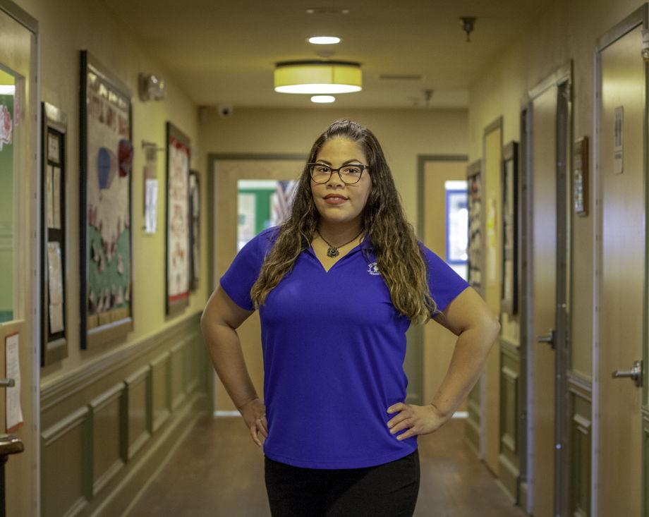 Tiffany Gaston , Early Preschool Teacher