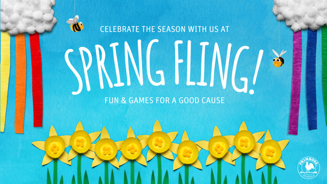 It's that time again! Spring Fling 2018!!