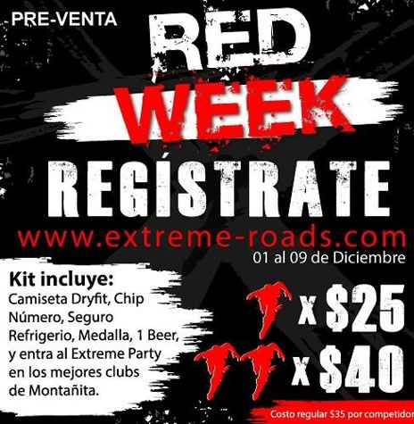 Extreme Roads Montañita 2017 !!