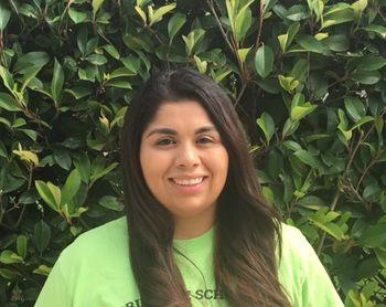 Elaina Gonzalez , Senior Explorers Lead Teacher