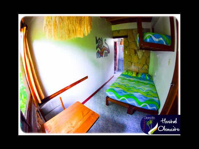Hostal Oloncito... el lugar perfecto en la playa perfecta!!-Olon