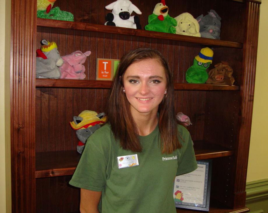 Allyson Locke, Early Preschool  Teacher