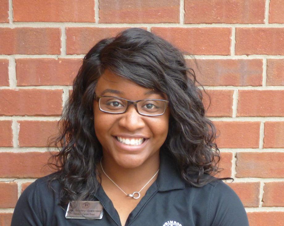 Ms. Hayley Greenlee , Kindergarten Degreed Lead Teacher