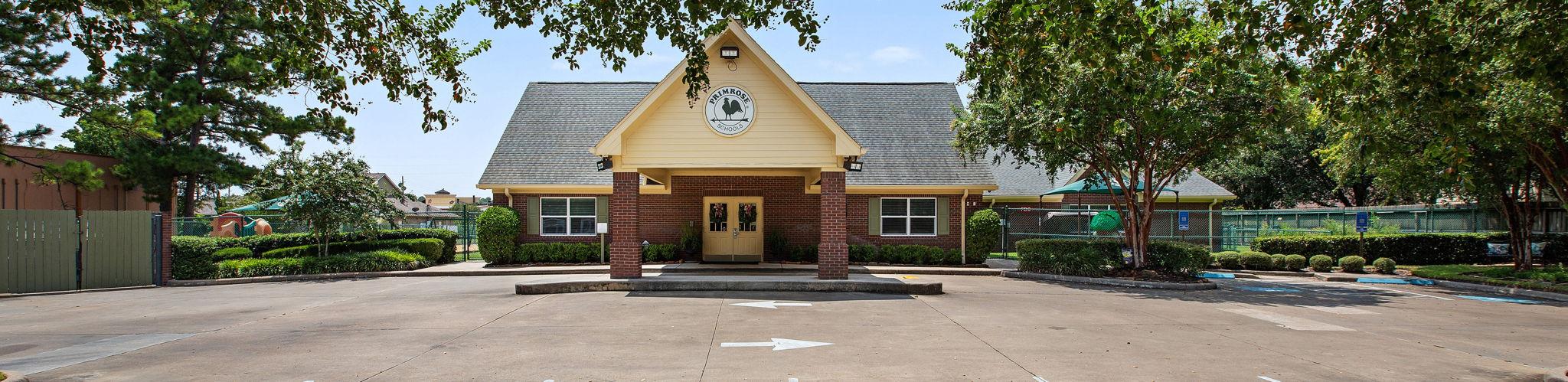 Exterior of a Primrose School of Champions