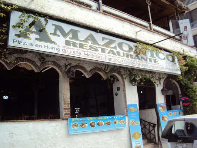 Restaurant Amazonico-Salinas