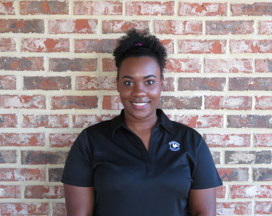 Keishia Benson , Infant Teacher