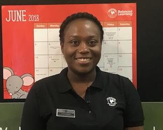 Ms. Anaika Baptiste , Toddler Teacher