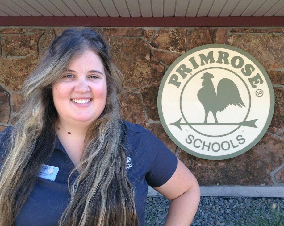 Ashleigh McCann-Garner , Preschool One Early Childhood Teacher