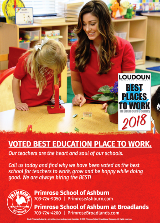 Best Place to Work in Education