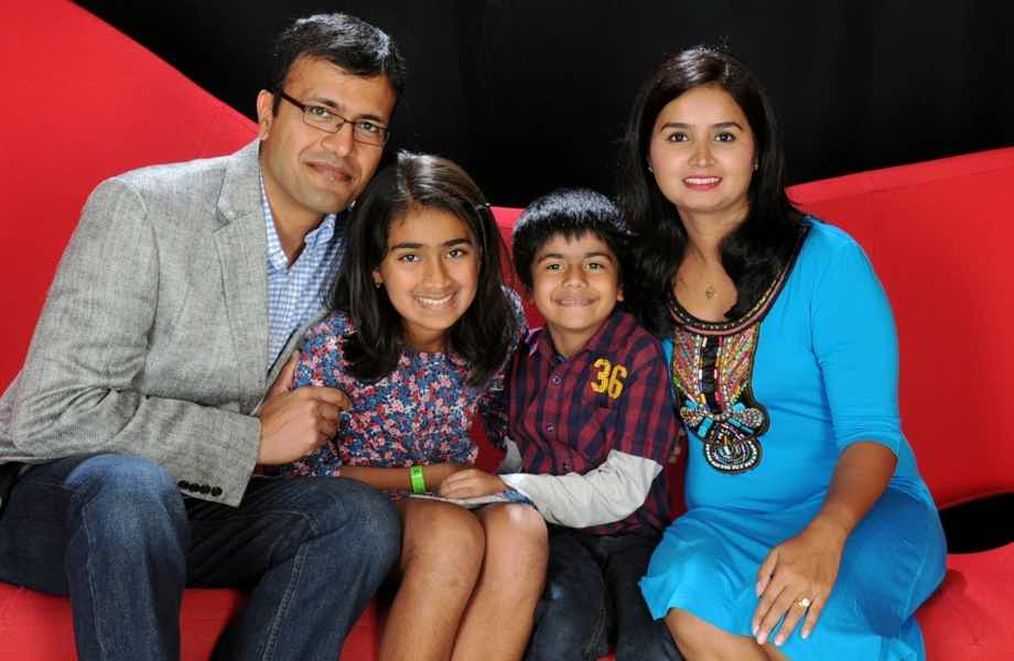 Franchise Owners of Primrose School Mohit and Shweta