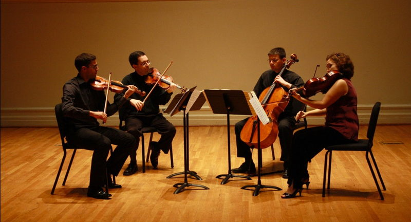 University of Virginia Chamber Music Series Featuring the Rivanna String Quartet