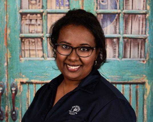 Ms. Lidet Jembere , Early Preschool Teacher