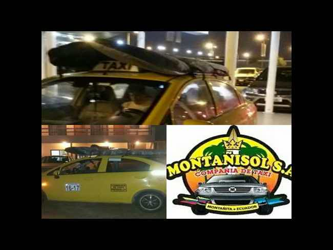 Montañisol SA - Taxi en Montañita-Montañita