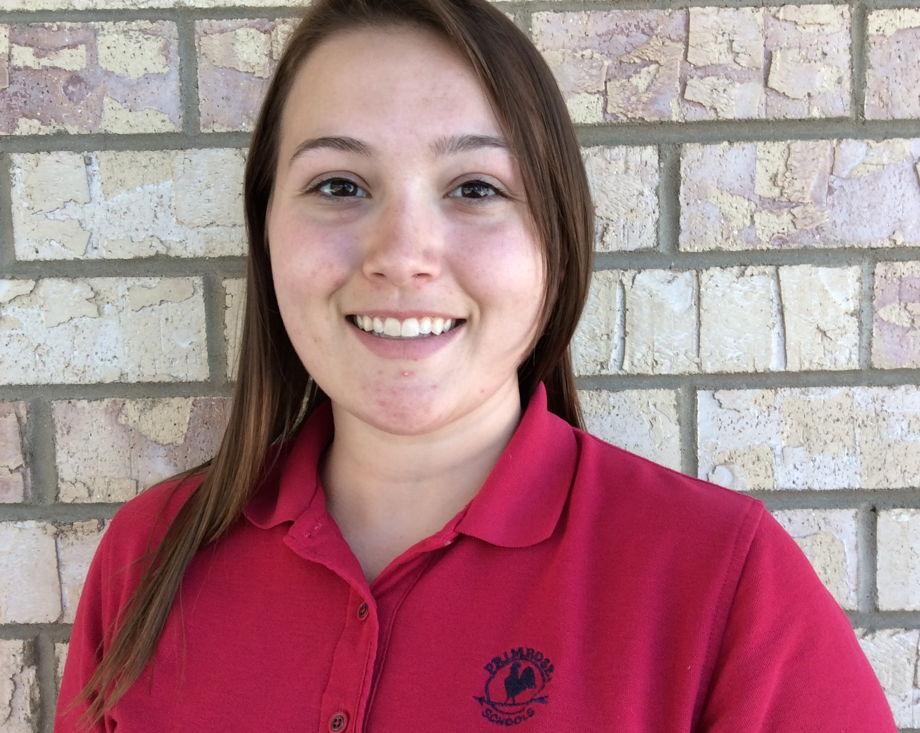 Alyssa Childress , Teacher's Assistant - Pre-Kindergarten A