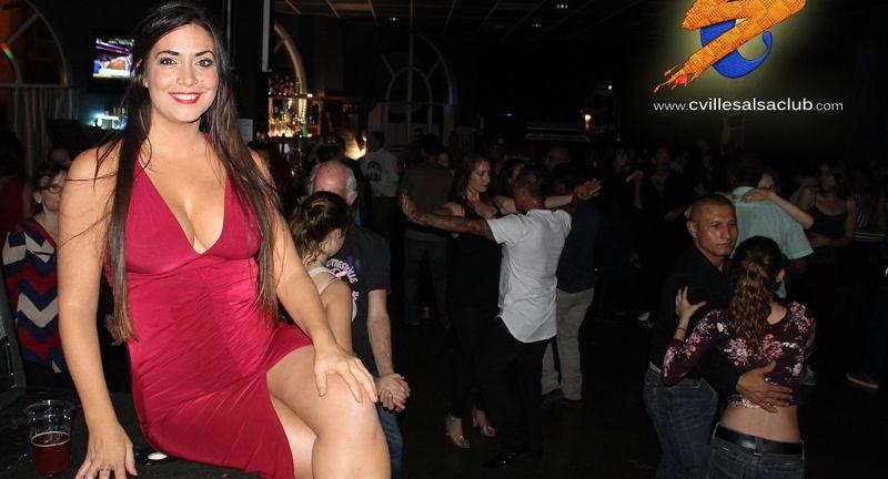 Bachata Fusion with the Cville Salsa Club
