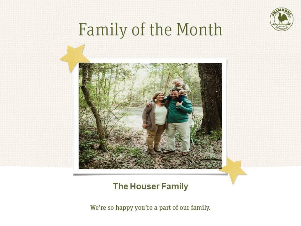 The Houser Family