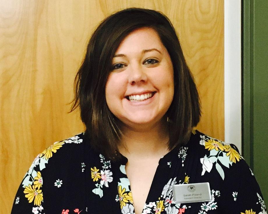Sarah Poland , Assistant Director
