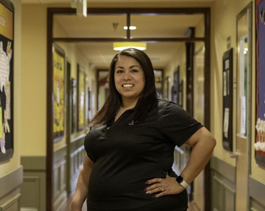 Jennifer Medina , Teacher