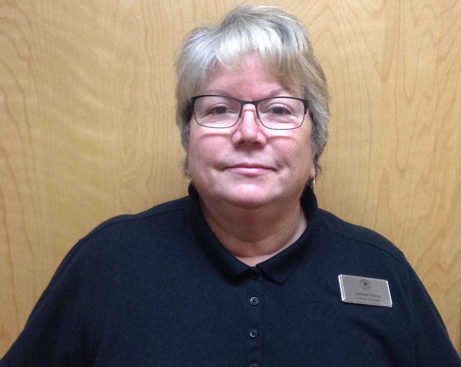 Mrs. Pierce/ Kitchen Manager
