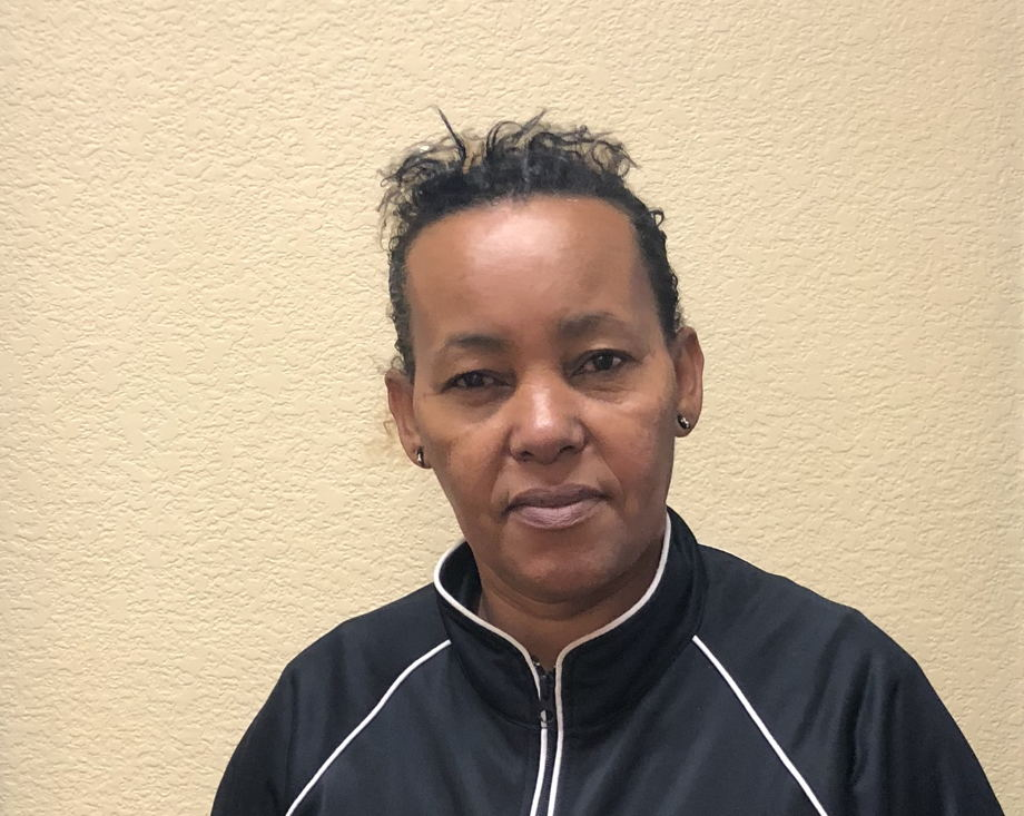 Ms. Hana Abdella , Toddler Support Teacher