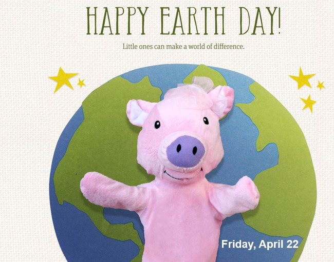 earth day primrose friendswood