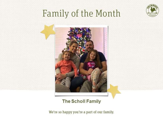 Scholl Family