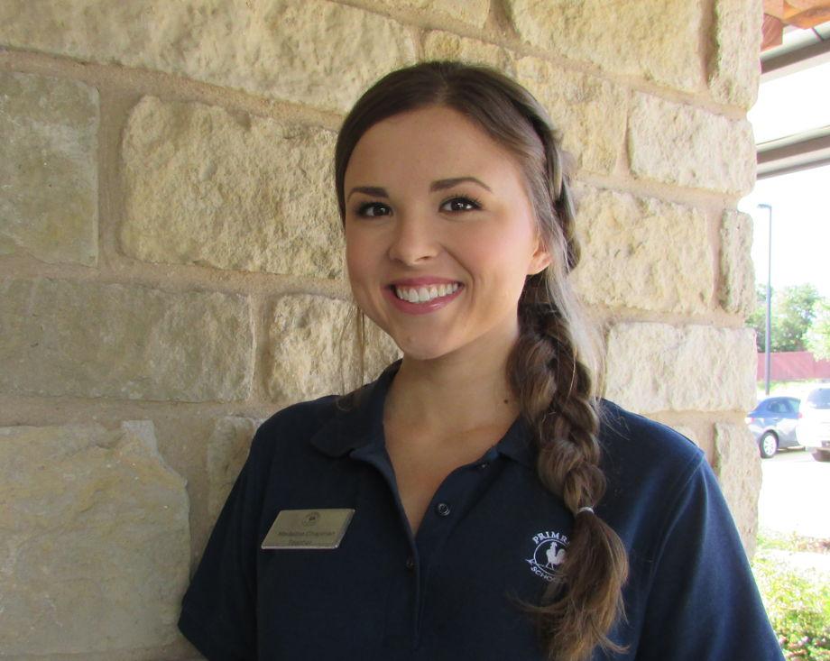 Madeline Chapman , Summer Support Teacher