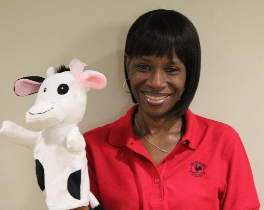 Ms. Sheryl Inman , Support Staff
