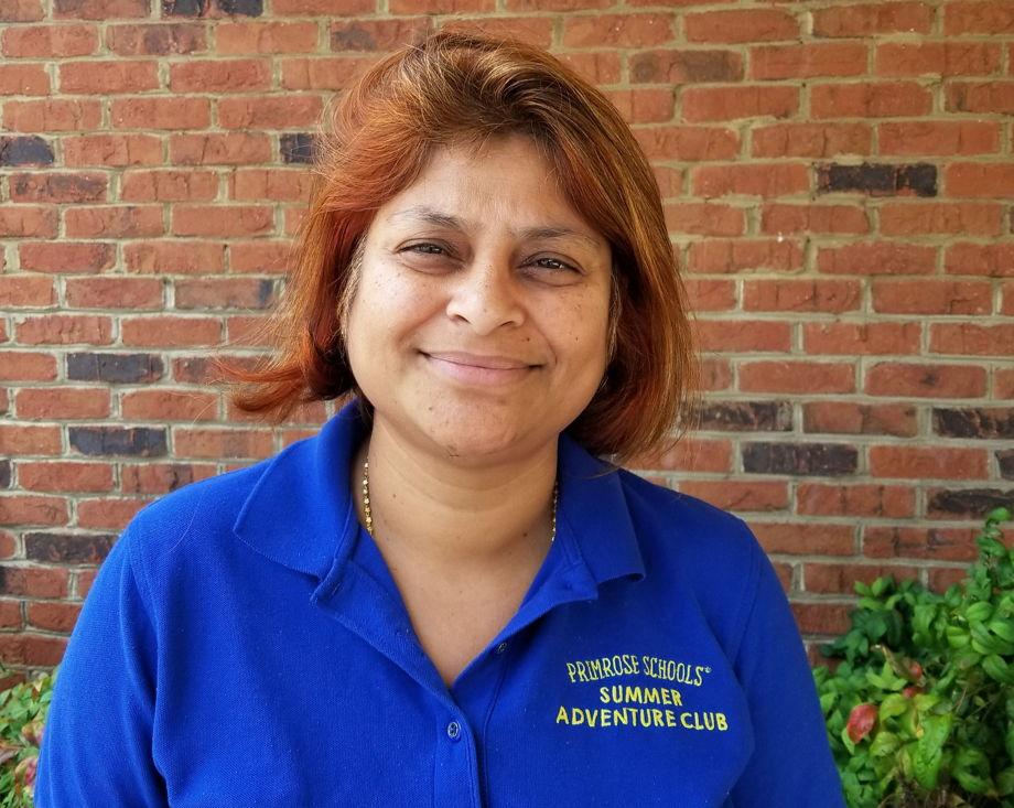 Ms. Sabita Das , Explorer Club Teacher