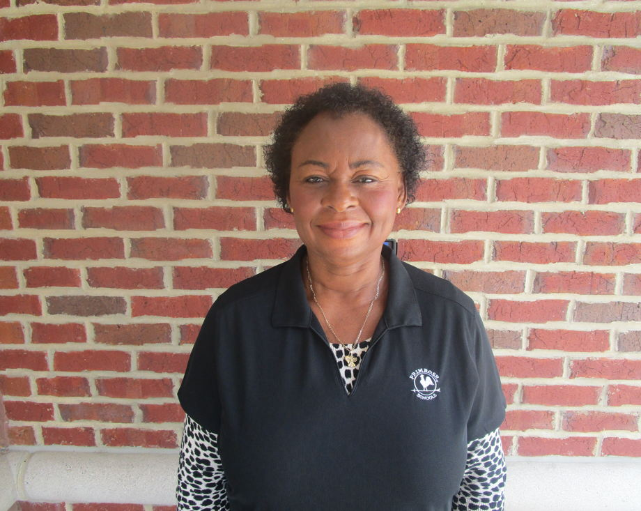 Ms. Udemba, Faculty Member - Infant