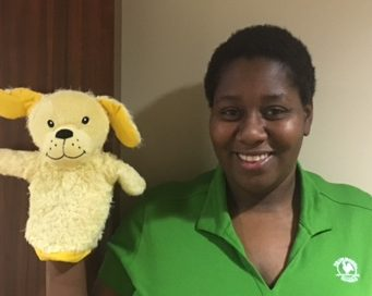 Ms. Ebony Corpening , Toddler Teacher