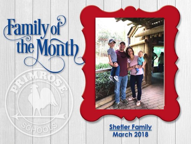 Shetler Family Picture