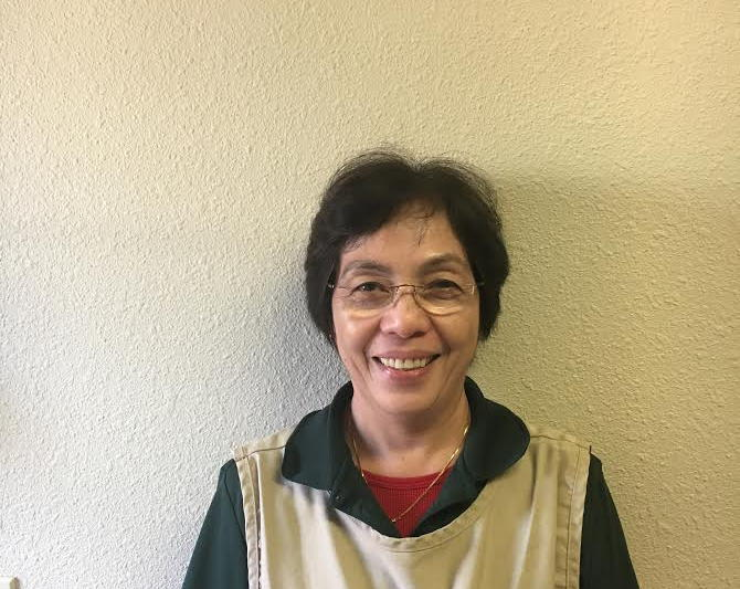 Carmelita Baron, Infant Teacher
