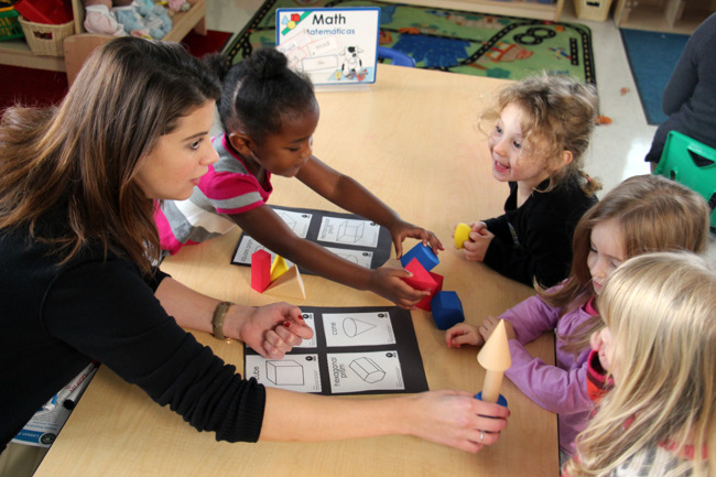 Primrose Children exceeded national trends in math and literacy