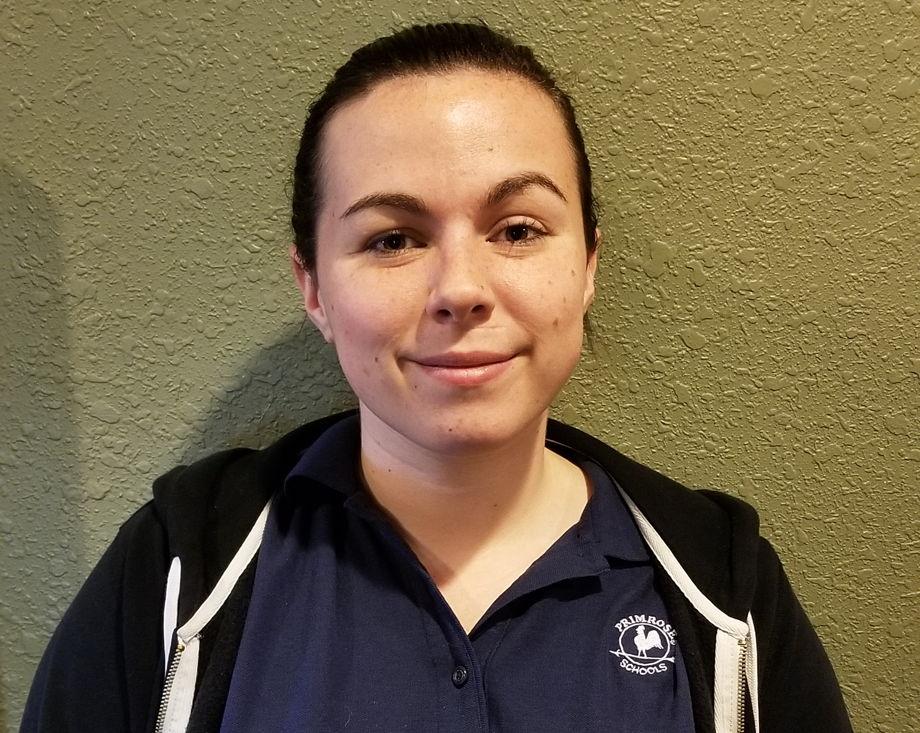 Miranda Bisutti , Support Teacher