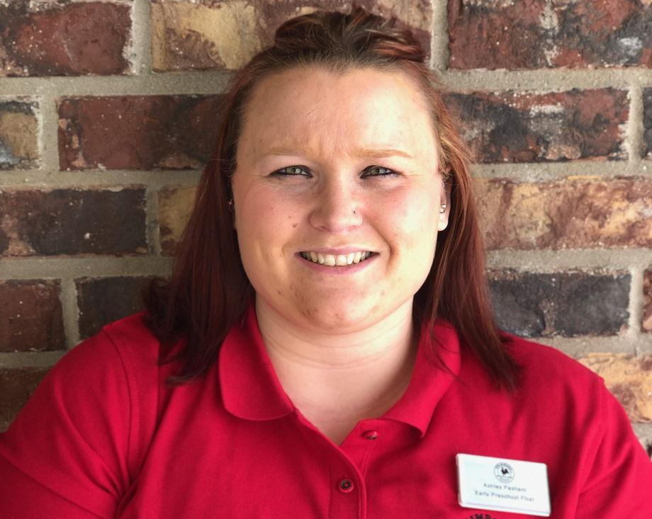 Ashley , Assistant Toddler Support Teacher