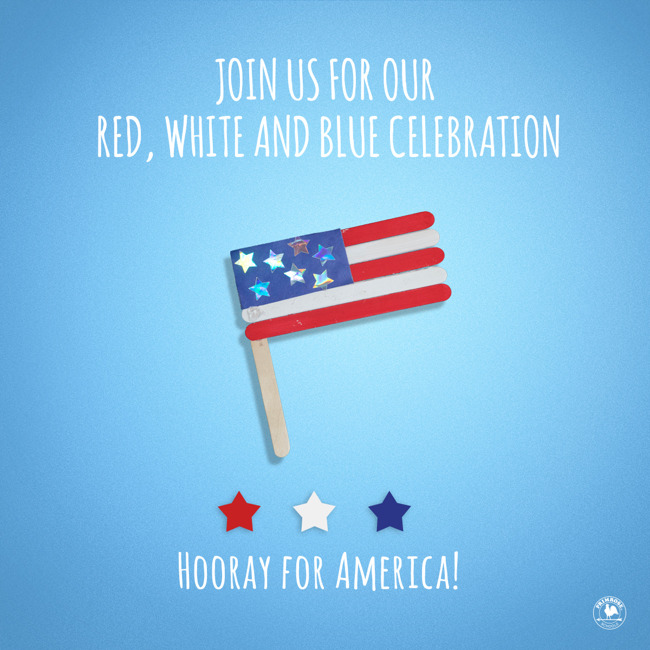 Red White Blue Parade