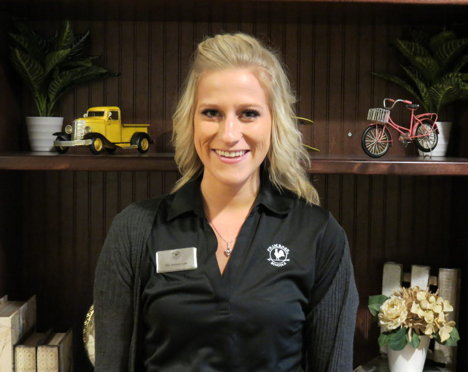 Kelsey Lyle , Infant Teacher